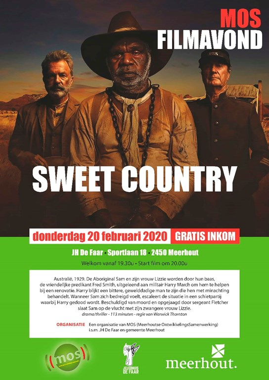 Filmavond MOS: Sweet Country