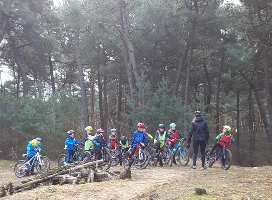 Mountainbikekamp